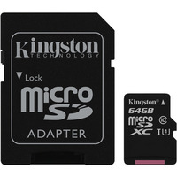 Kingston SDCS/64GB 64GB