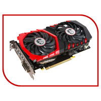 MSI GeForce GTX 1050 1442Mhz PCI-E 3.0 2048Mb 7108Mhz 128 bit DVI HDMI HDCP GAMING X