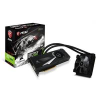 MSI GeForce GTX 1080 1708Mhz PCI-E 3.0 8192Mb 10108Mhz 256 bit DVI HDMI HDCP SEA HAWK X