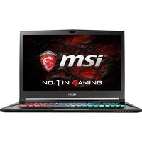 MSI GS73VR 6RF Stealth Pro (Intel Core i7 6700HQ 2600 MHz/17.3